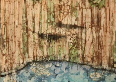 Cenote - 40x60 cm - 2014