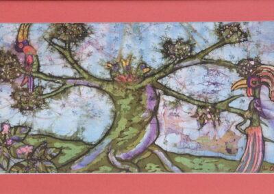 Paradise Garden - 65x30 cm - 2012