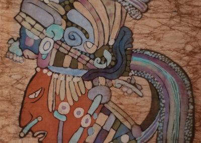 Mayan Warrior - 2014