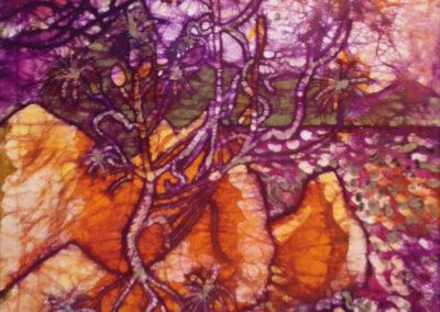 Mangrove - 78x93 cm - 2012